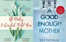 Hannah Beckerman and Bev Thomas - book covers