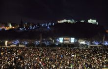 Edinburgh's Hogmanay Street Party