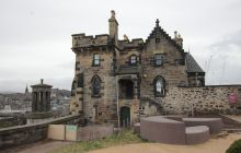 Old Observatory House, Calton Hill
