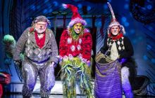 Dr.Seuss' How the Grinch stole Christmas! The Musical