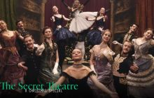 The cast of The Secret Theatre, by Scottish Ballet