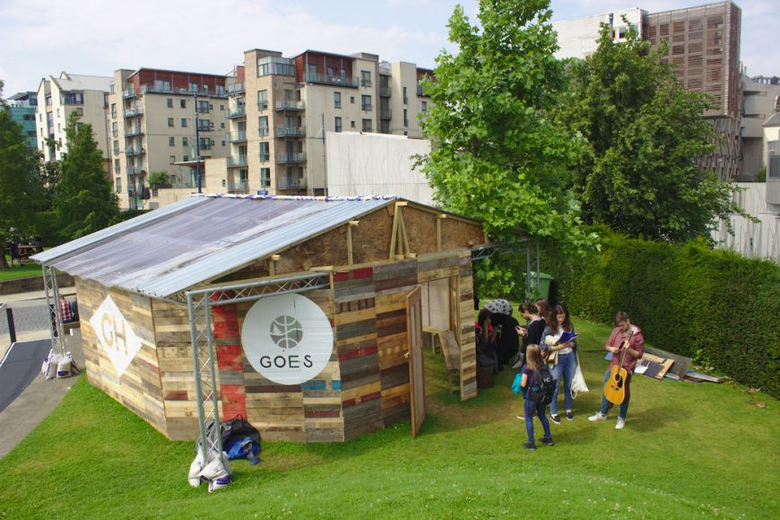 The Greenhouse at the Edinburgh Fringe
