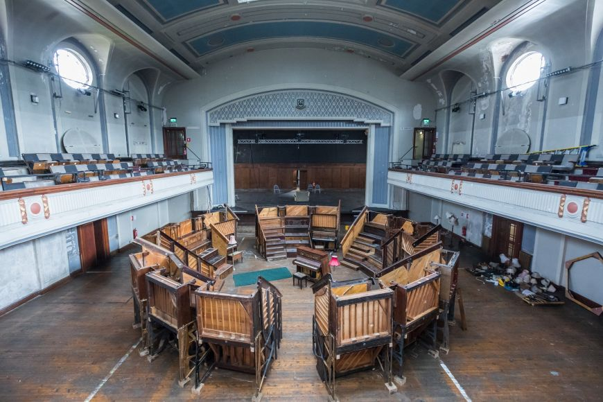 Pianodrome at Leith Theatre