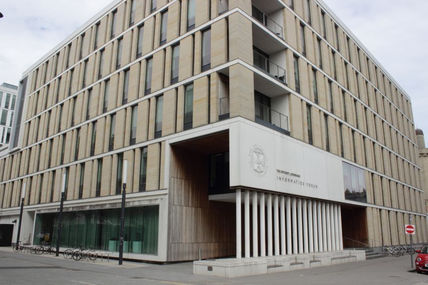 Edinburgh University Informatics building