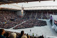 LA Phil at Tynecastle Stadium, Edinburgh